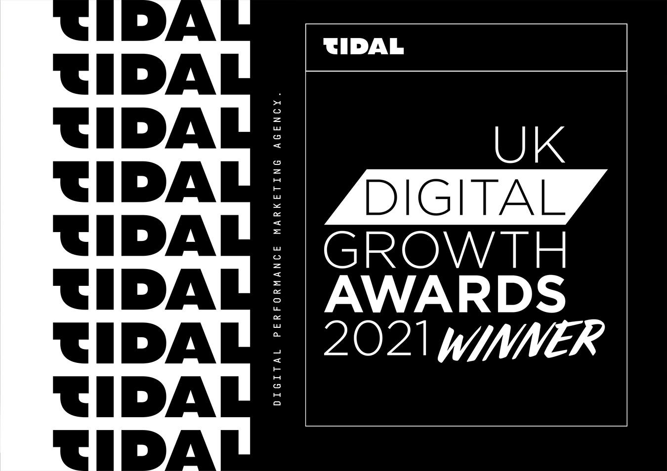 UK Digital Growth Awards 2021 Winners